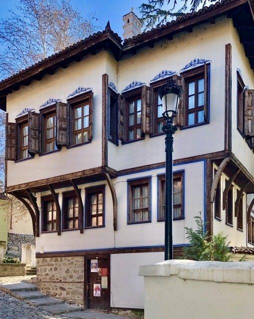 Plovdiv house
