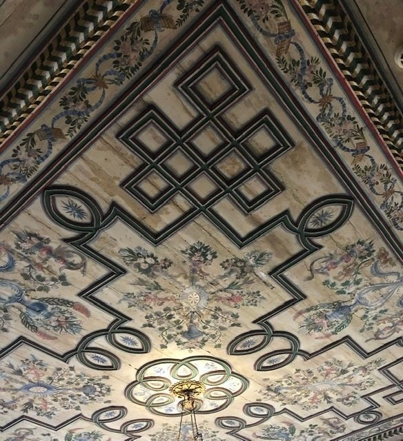 Highly detailed ceiling - Plovdiv