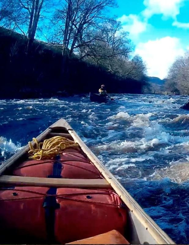 6th - 8th October 2020 - British Canoeing - Canoe Leader Training with Lizzie and Lina in North Wales -