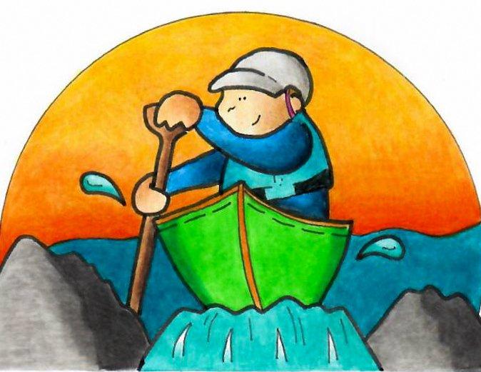 Canoeing Confidence - British Canoeing Progressive Canoe Award