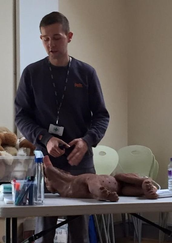 Advanced Pet First Aiders