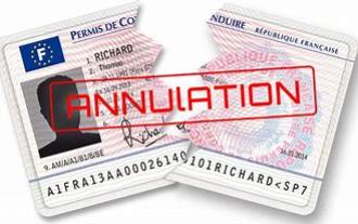 Annulation Conduite 659.00€ TTC