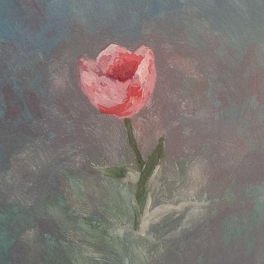 Tulip_acrylic