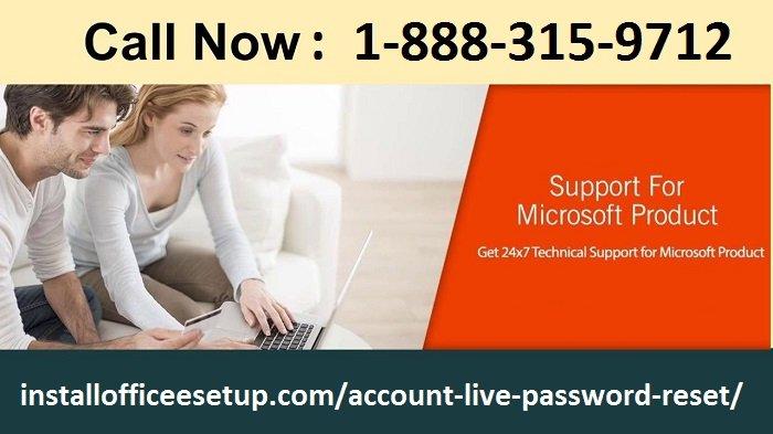 account live password reset | +1-888-315-9712