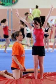 Gym mini 1 : 8-10 ans
