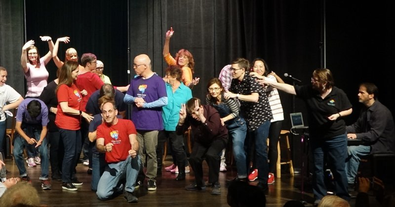 ADULT Beginning Improv: CANCELED