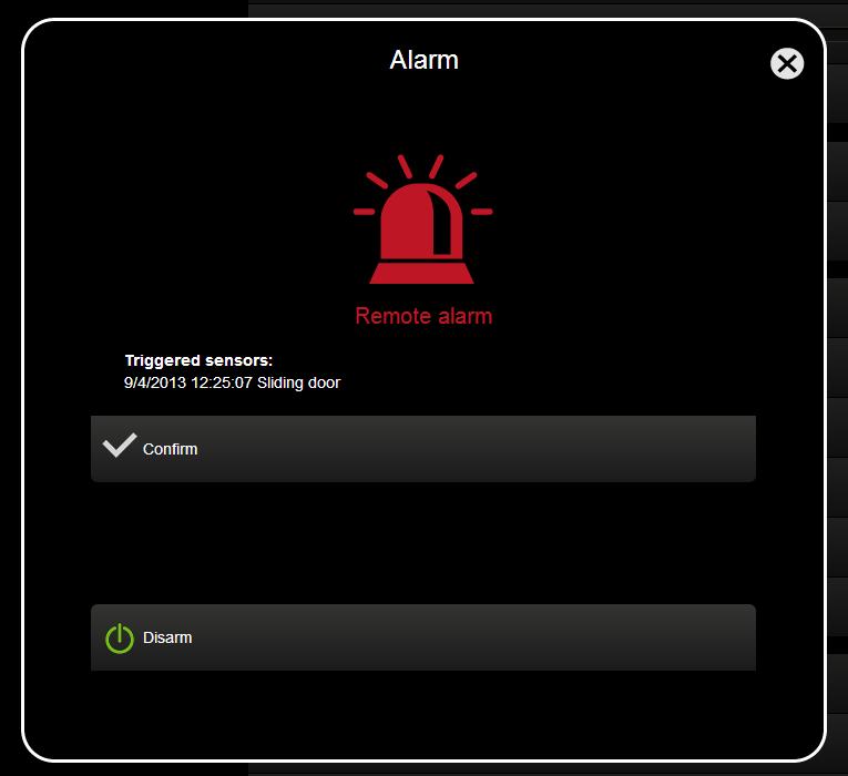 AlarmTriggered