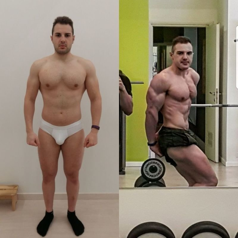 Professional Body Recomp