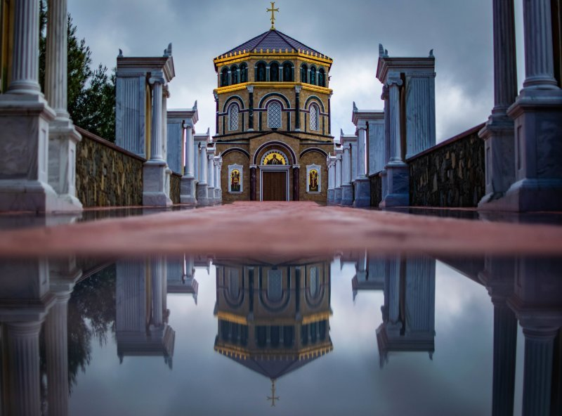 Mysterious photo tour in Troodos