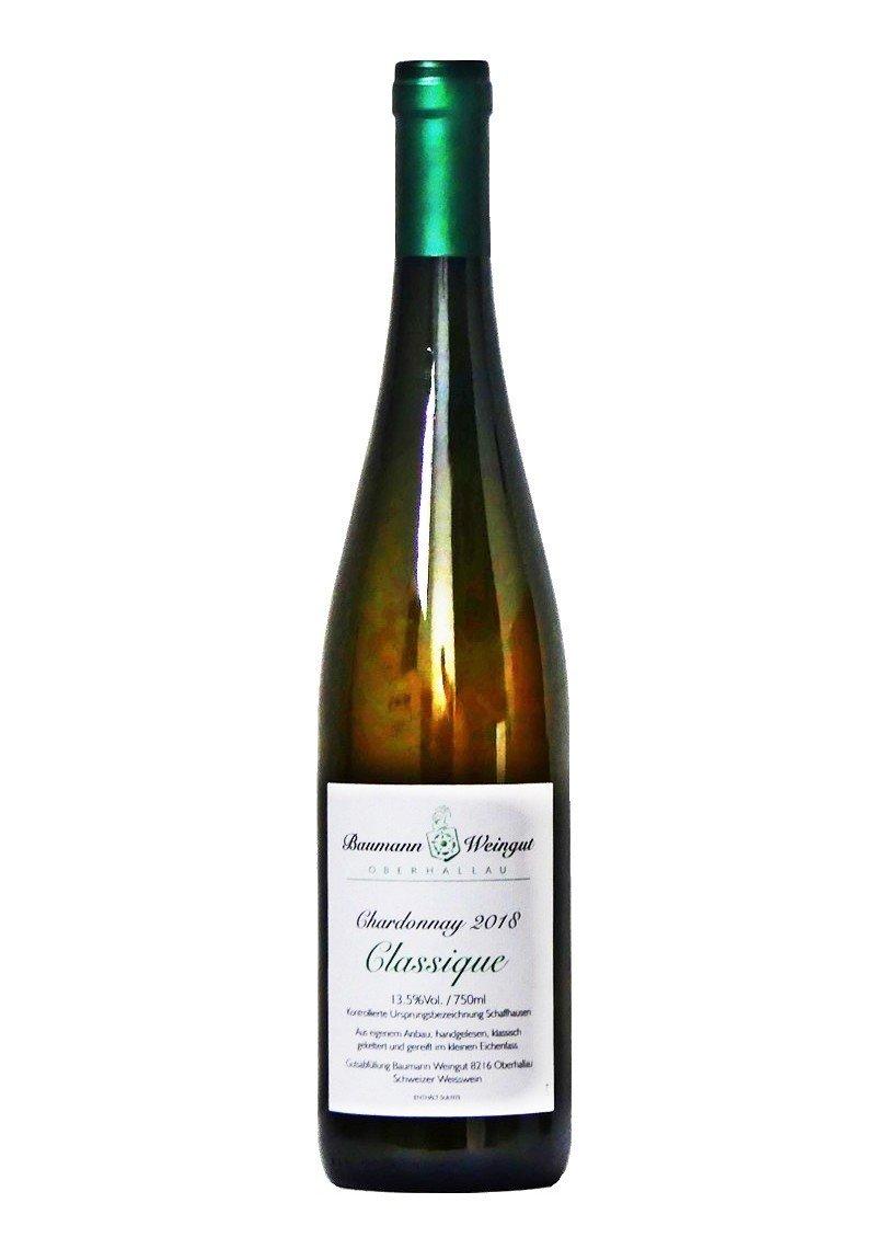 Chardonnay de Schaffhouse Ruedi Baumann