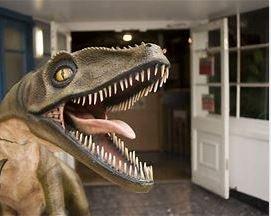 Torquay's Dinosaur World