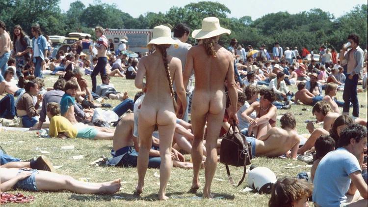 Amor libre, música, drogas y desnudez: los jóvenes vivieron tres días intensos e inolvidables que marcaron toda una generación (Shutterstock)