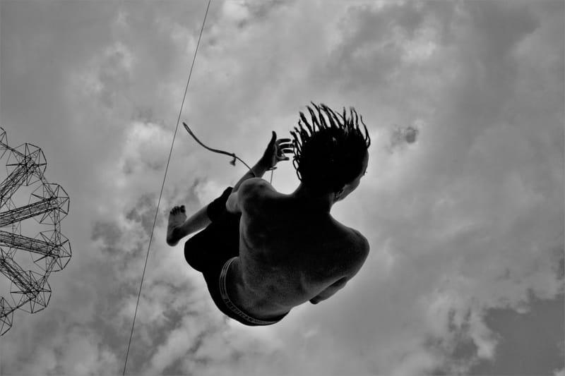 Gymnastická a akrobatická příprava
