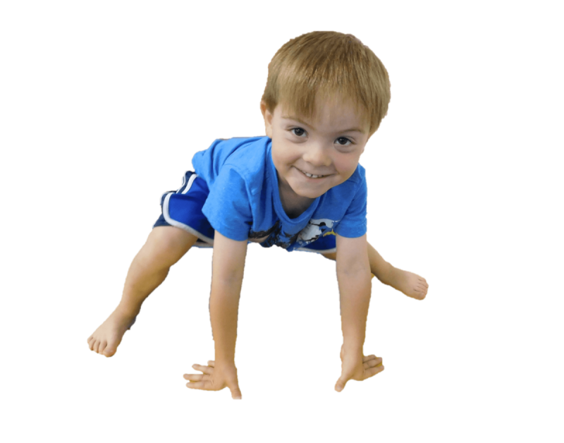 Baby gym    (3 - 6 let)