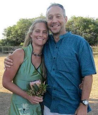 Melissa de Kock and Nicholas King