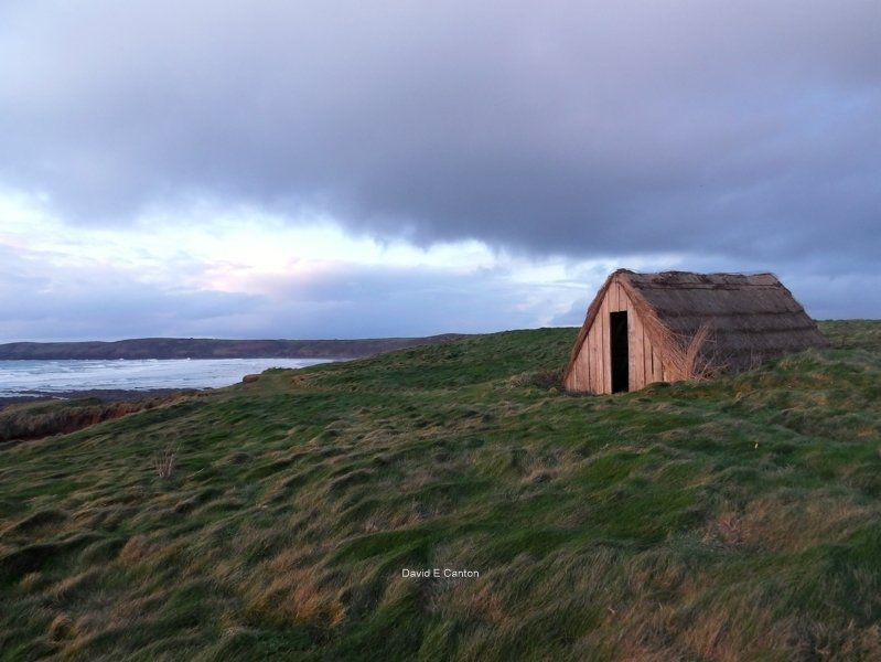 The Sea hut at Freshwater West