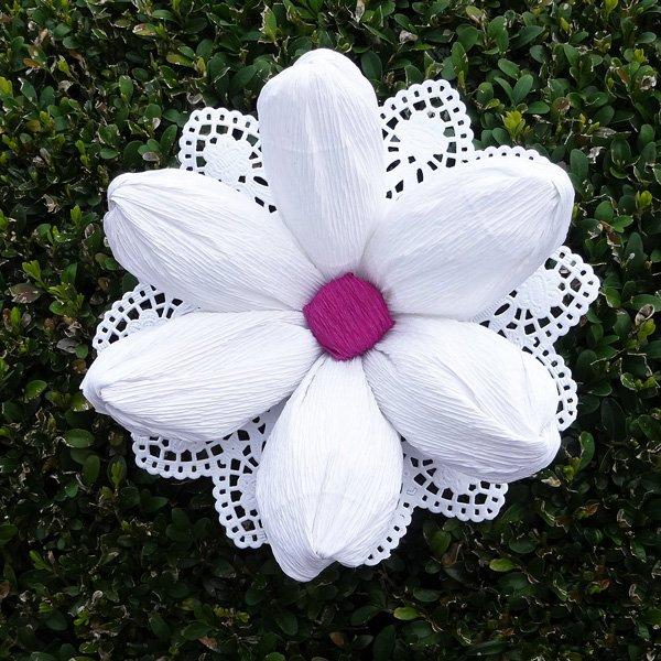 Kreppblüten (ca. 20cm)