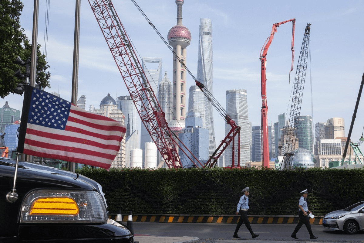 After trade talks in Shanghai last week, US President Donald Trump announced new punitive tariffs on Chinese imports. Photo: AP