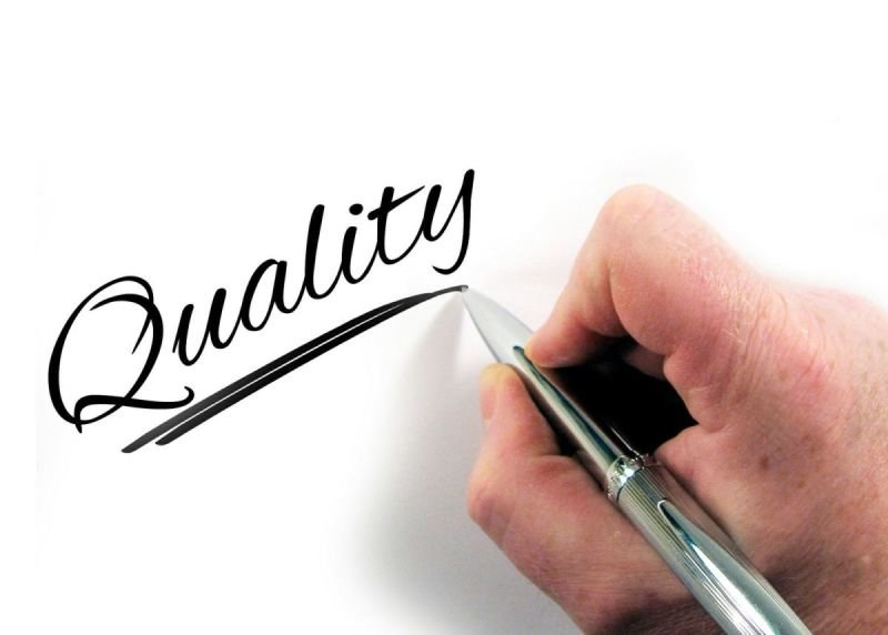 Quality without compromise