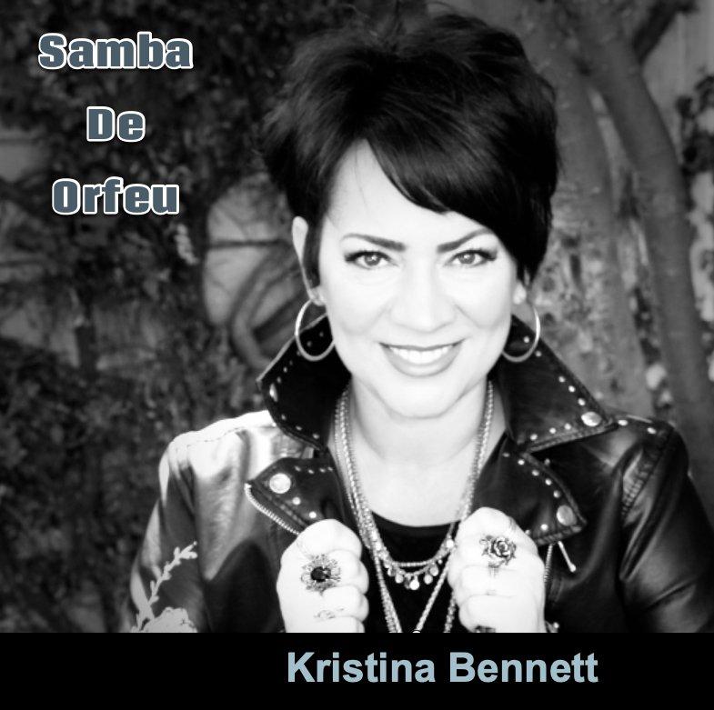 SAMBA DE ORFEU by  KRISTINA BENNETT