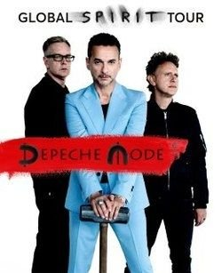 Depeche Mode - Global Spirit tour -