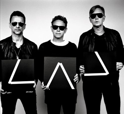 Depeche Mode [Promo Delta Machine 2013]