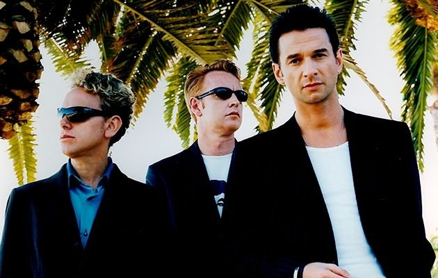 Depeche Mode [Promo Exciter: 2001]