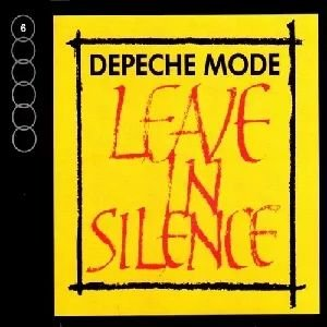 Depeche Mode - The leave in silence - CD
