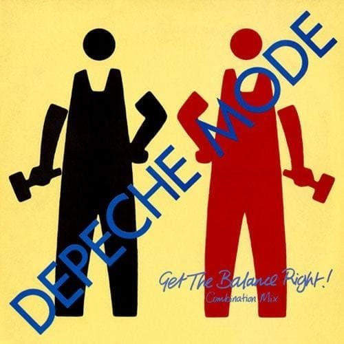 Depeche Mode - Get the banca right - 12
