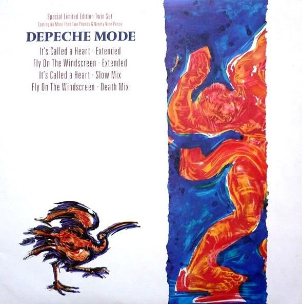 Depeche Mode - It's called a heart - 12