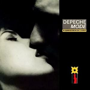 Depeche Mode - A question of lust - 7""