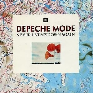 Depeche Mode - Never let me down again - CD