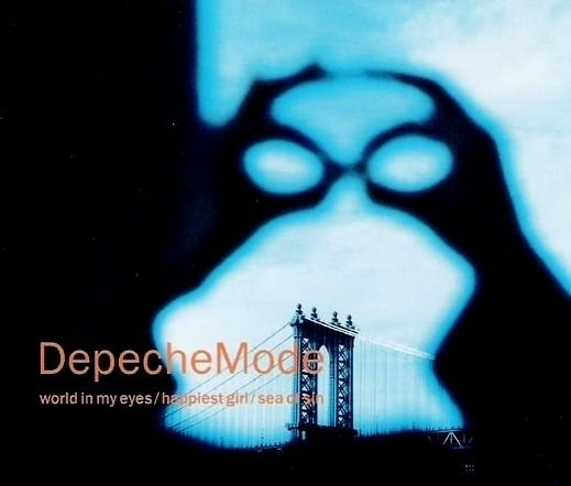 Depeche Mode - World in my eyes - CD