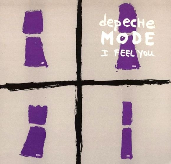 Depeche Mode - I feel you - 12