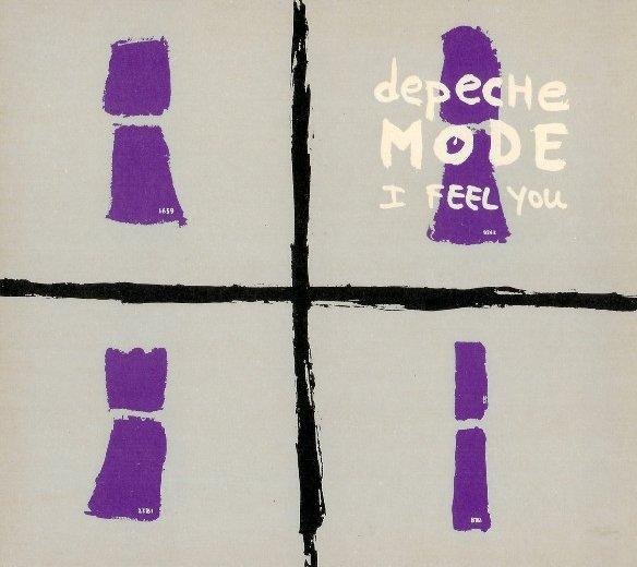 Depeche Mode - I feel you - CD