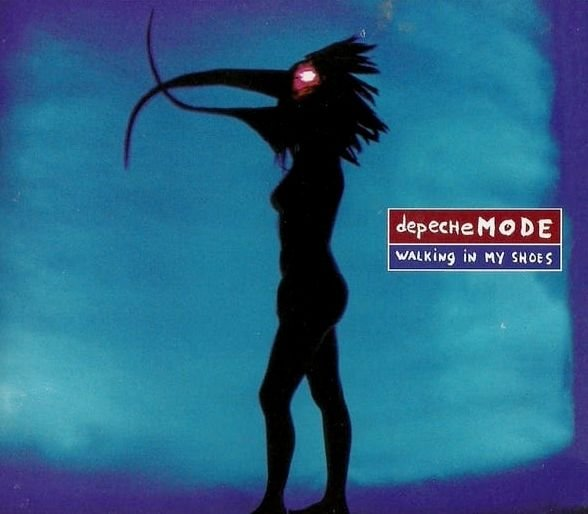 Depeche Mode - Walking in my shoes - CD