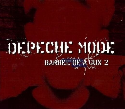 Depeche Mode - Barrel of a gun - CD [Limited edition]