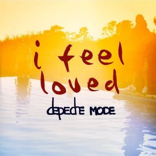 Depeche Mode - I feel loved - 12