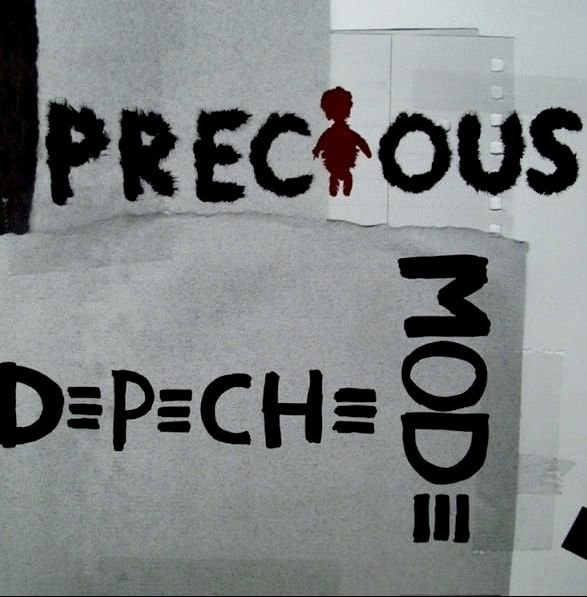 Depeche Mode - Precious - CD