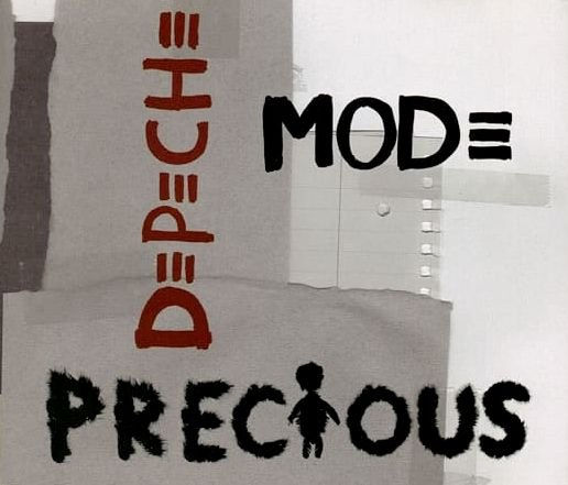 Depeche Mode - Precious - CD [Limited edition]