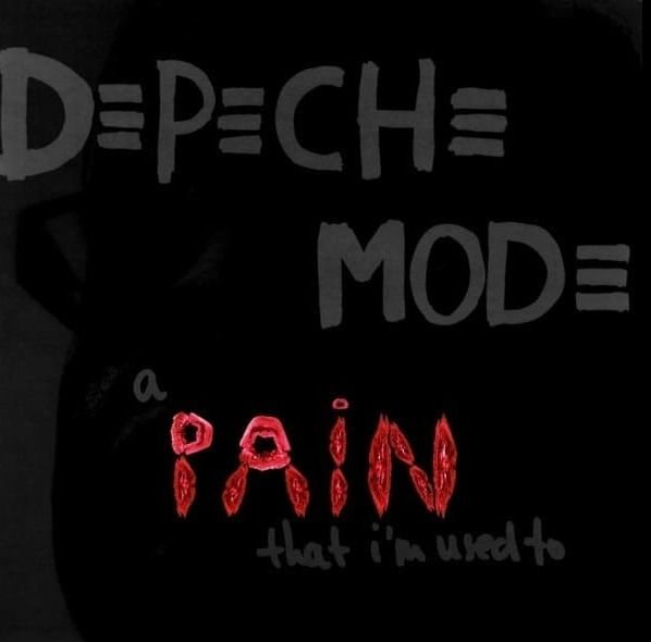 Depeche Mode - A pain that i'm used to - 12