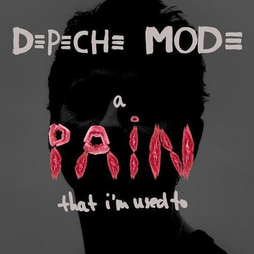 Depeche Mode - A pain that i'm used to - CD