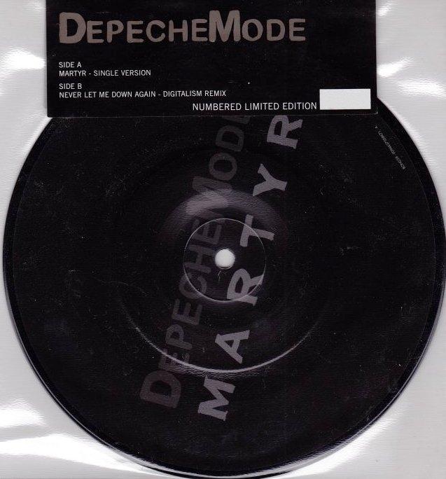 Depeche Mode - Martyr - 7