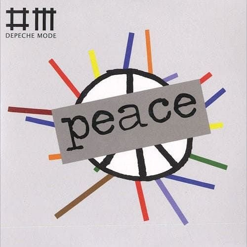 Depeche Mode - Peace - CD