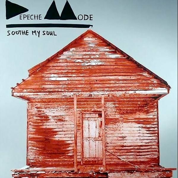 Depeche Mode - Soothe my soul - 12