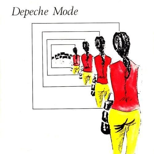 Depeche Mode - Dreaming of me -