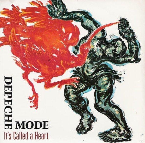 Depeche Mode - It's called a heart -
