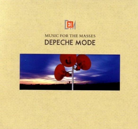 Depeche Mode - Music for the masses - CD + DVD