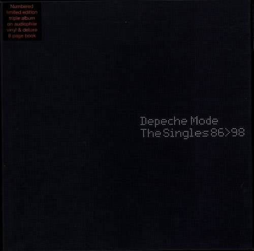 Depeche Mode - THe singles 86>98 - 12