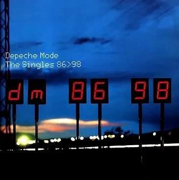 Depeche Mode - The singles 86>98 - CD